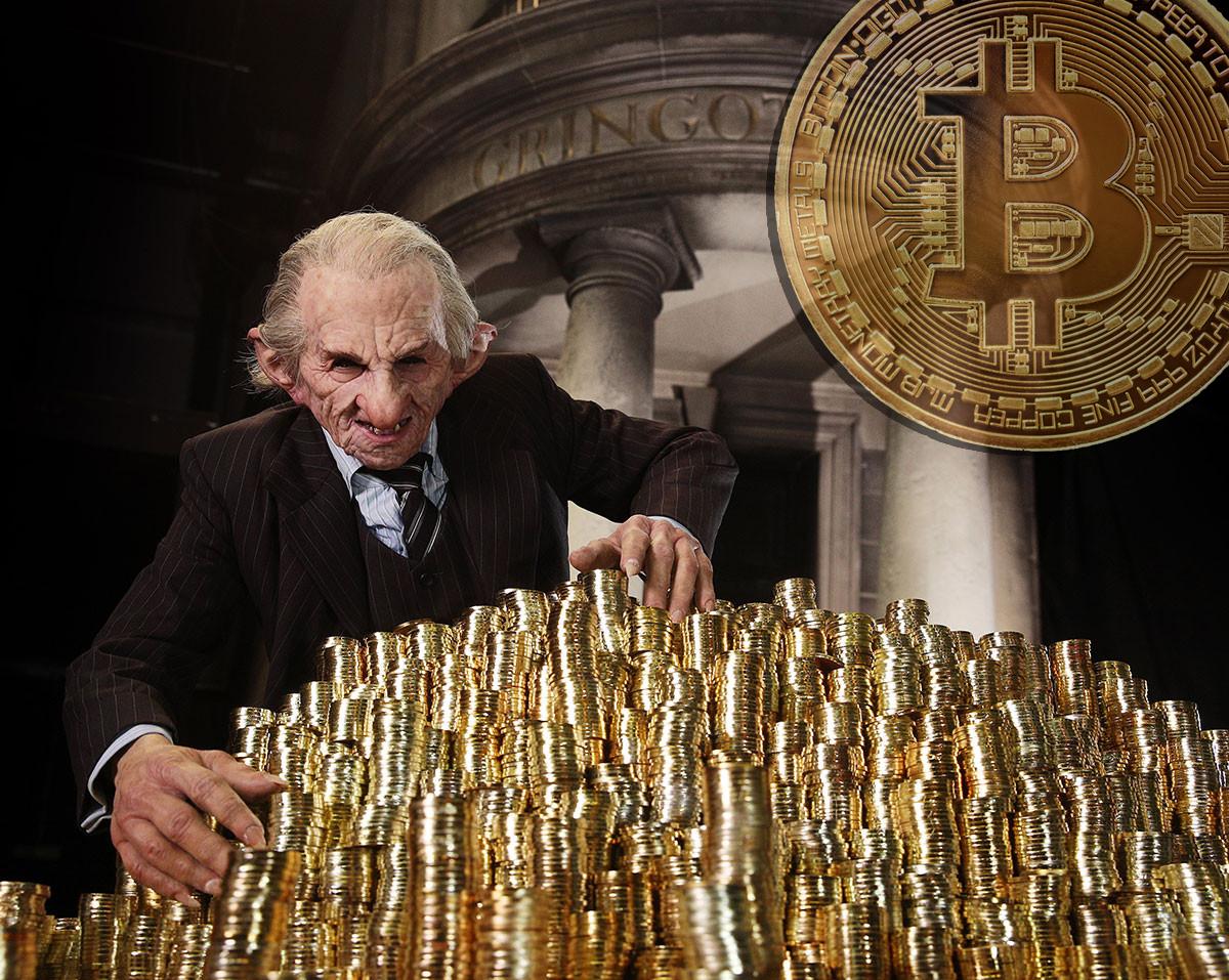 harry potter bitcoin