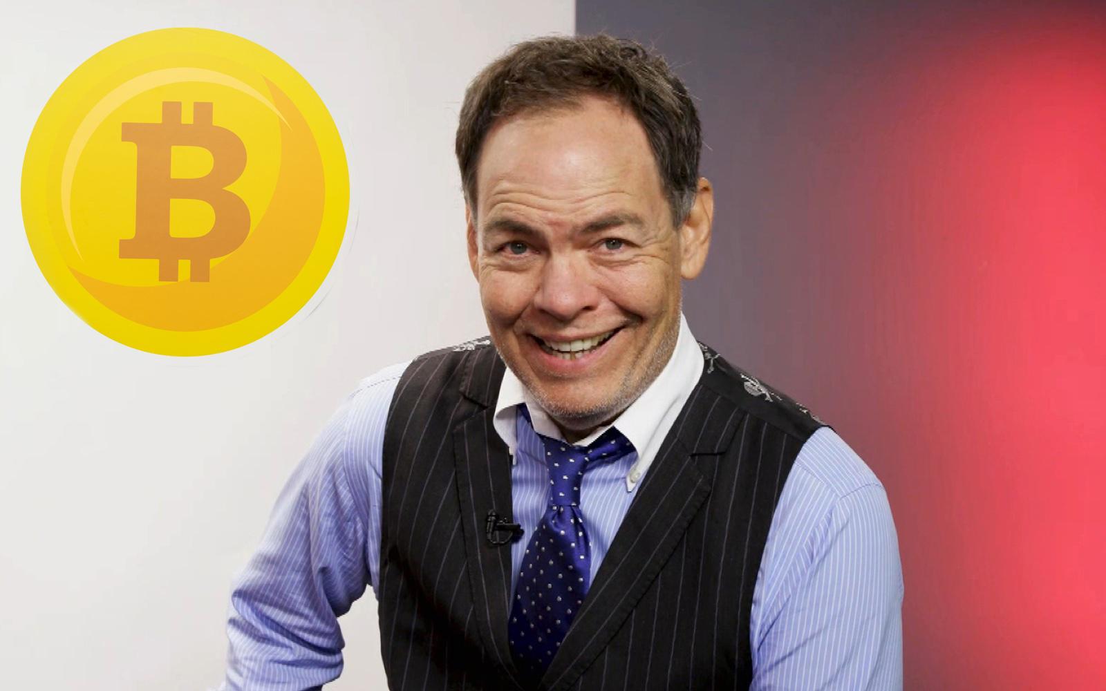 max keiser dar gelirli insanlar dahil herkes bitcoin almali