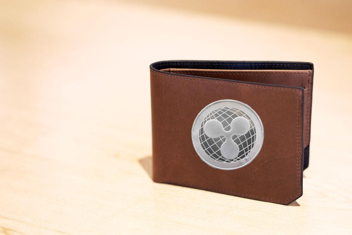 ripple anonim cüzdana xrp transfer etti