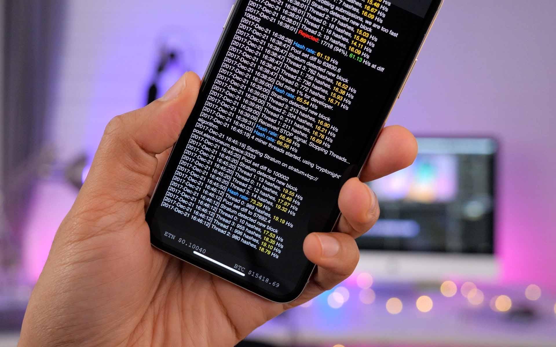 samsung galaxy telefonlardan kripto para kazanmak kolaylasiyor