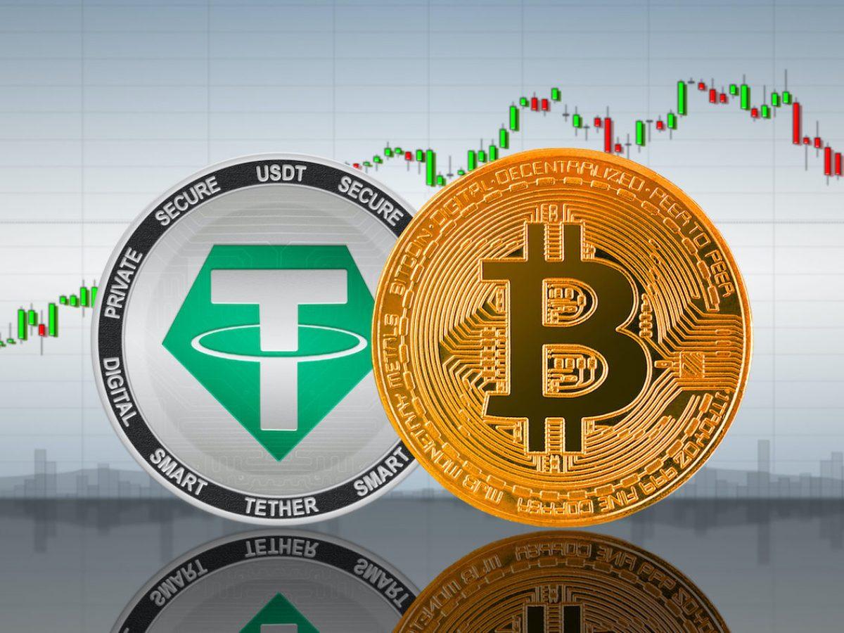 tether basimi ve bitcoin fiyati arasinda bir iliski mevcut mu