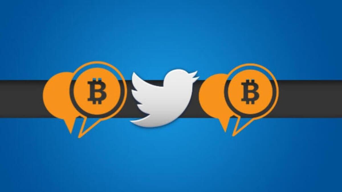 twitterda bitcoin konusmları gun gectikce artıyor