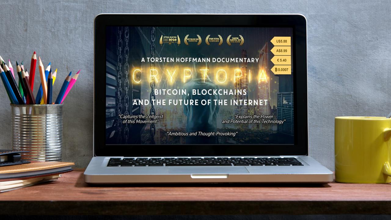 yeni film cryptopia bitcoini anlatıyor