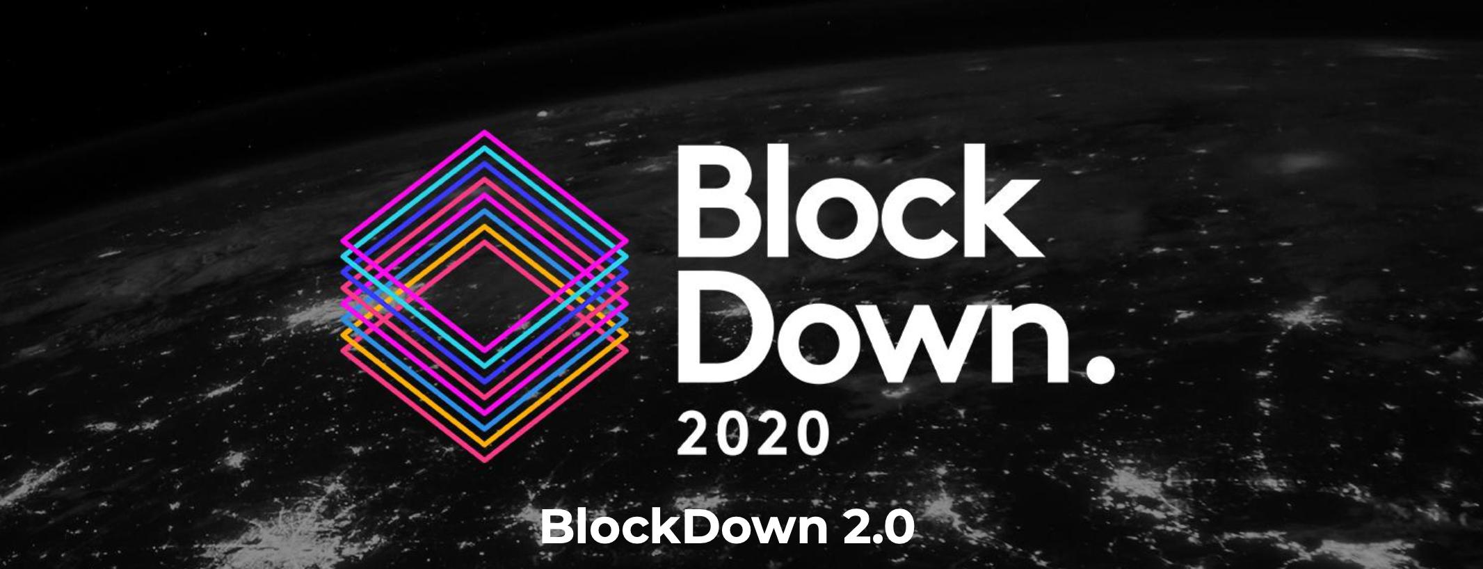 3D Sanal Konferans BlockDown