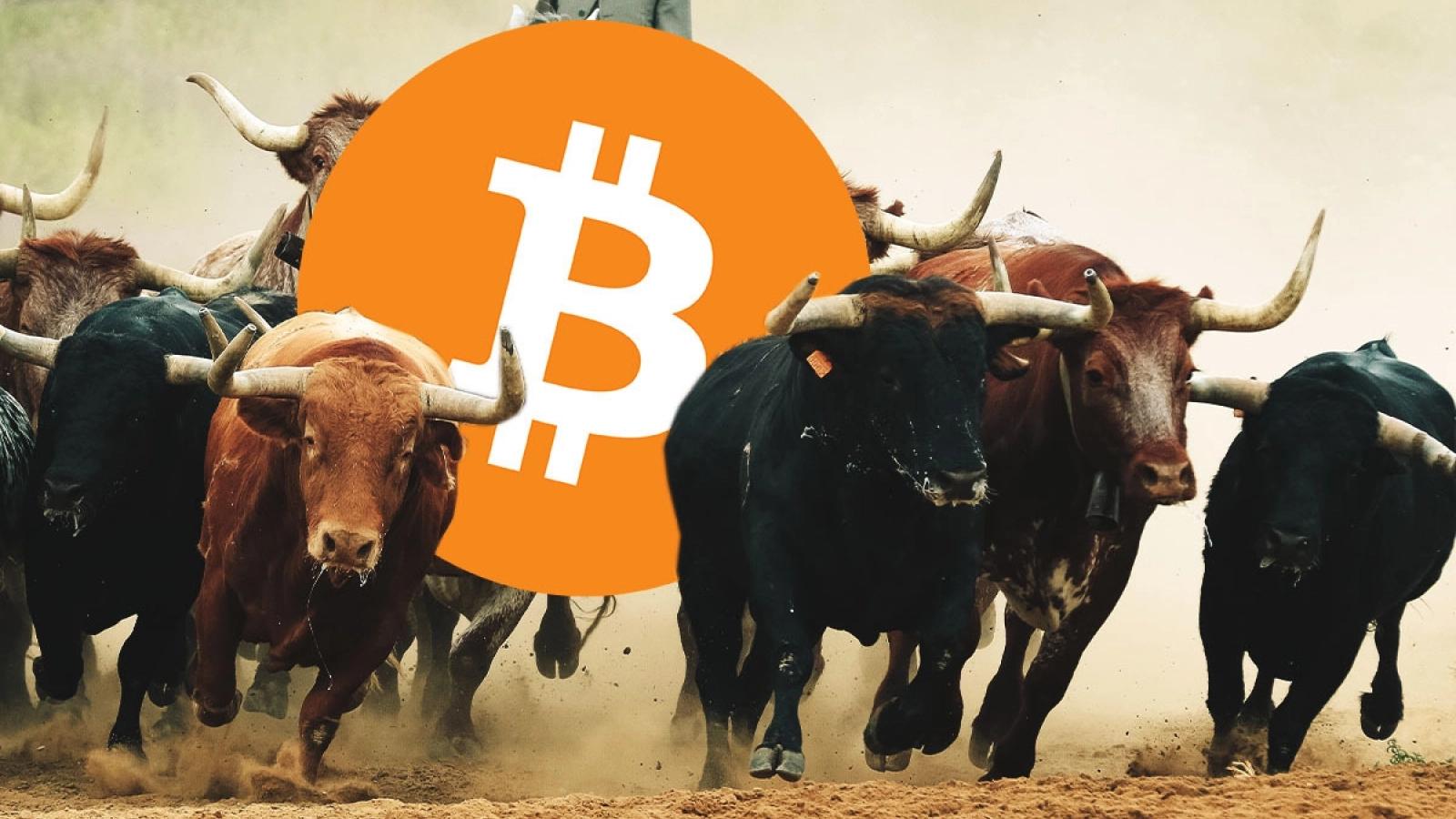 Bitcoin'de BTC Beklenen Çılgın Boğa Koşusu Sonunda Geldi Mi