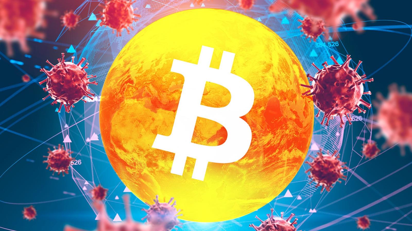 Bitcoin BTC Koronavirüse Yakalandı Durumu Ciddi