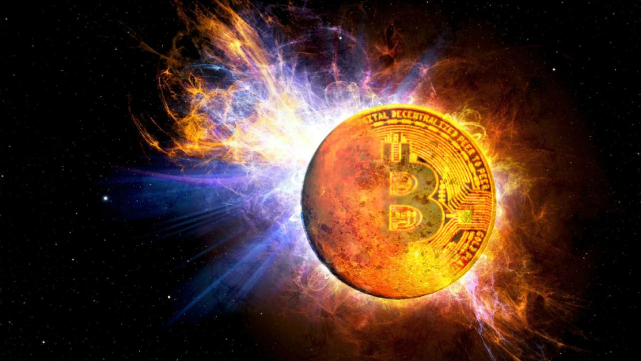 Bitcoin BTC Volatilitesi Büyük Olayların Yaklaştığını Gösteriyor