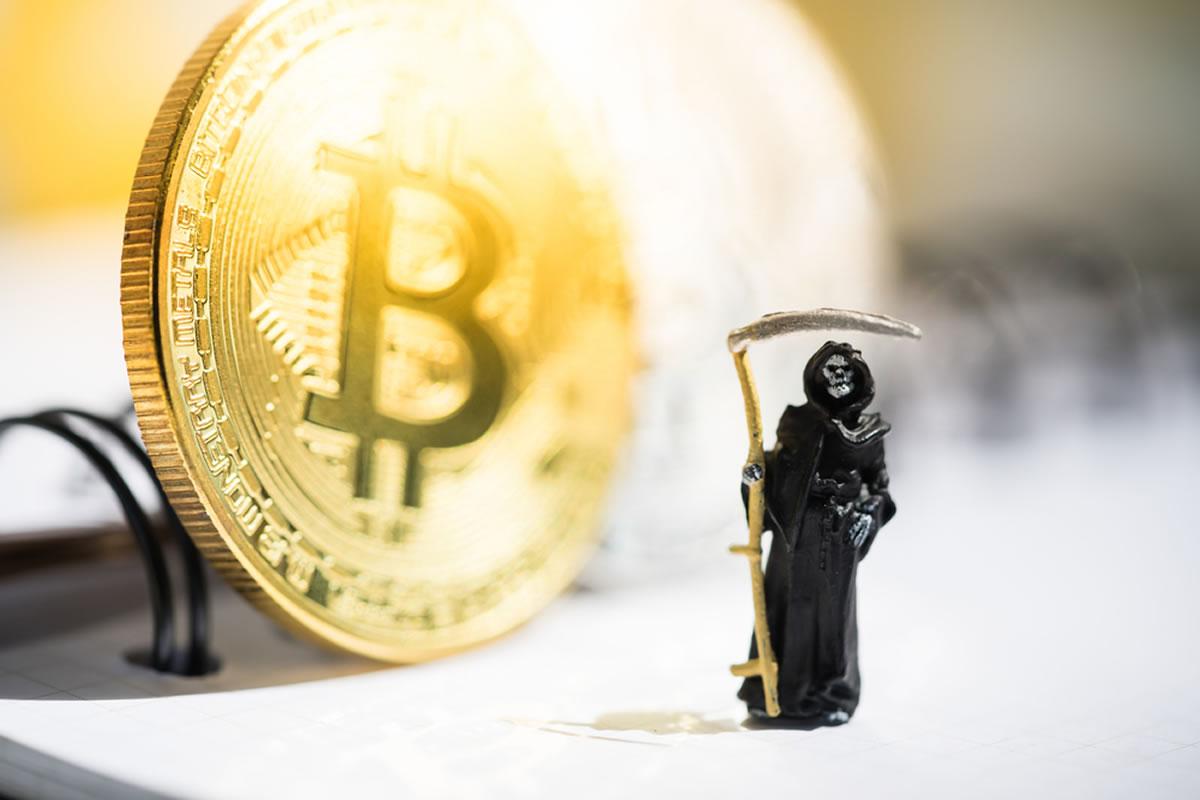 Bitcoin BTC kayıp
