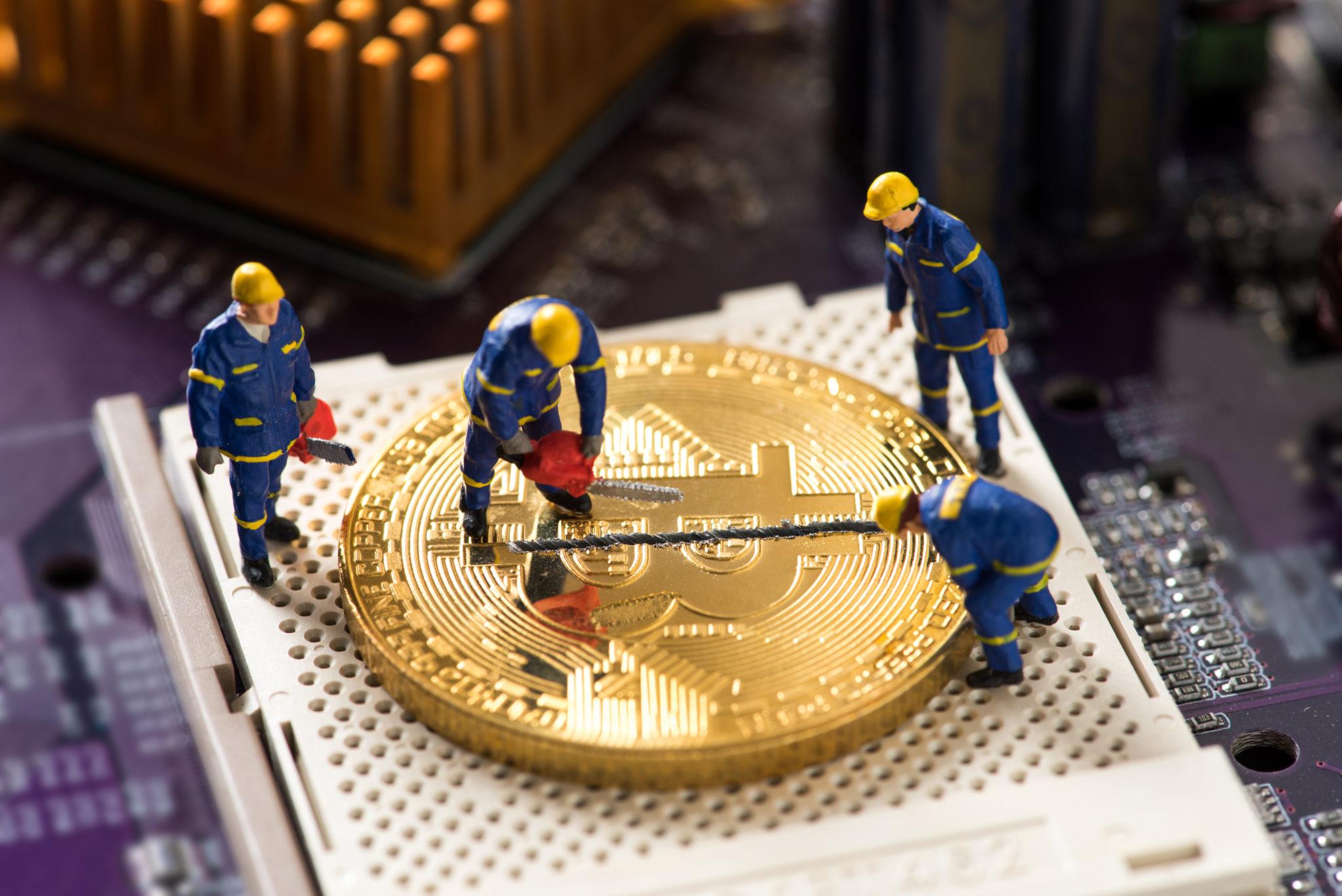 Bitcoin Madencileri Ürettiklerinden Fazlasını Satıyor Madencilerin Yeni Gözdesi BSV