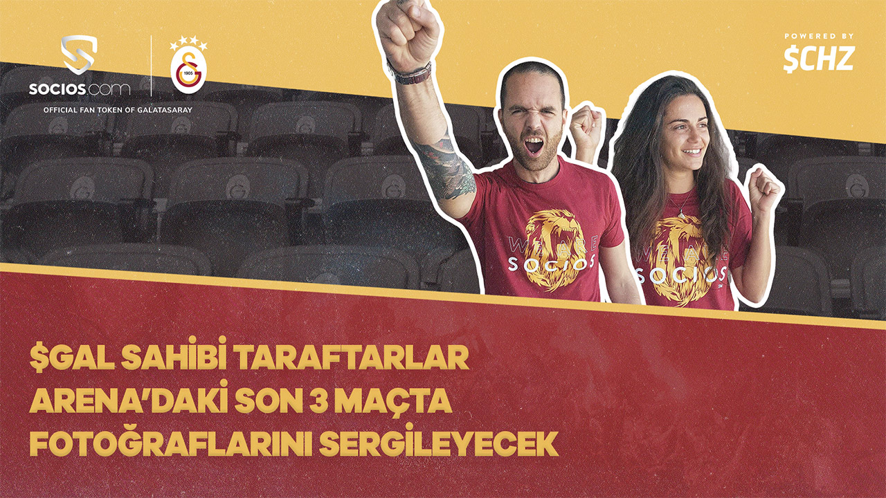 Galatasaray GAL Token Socios