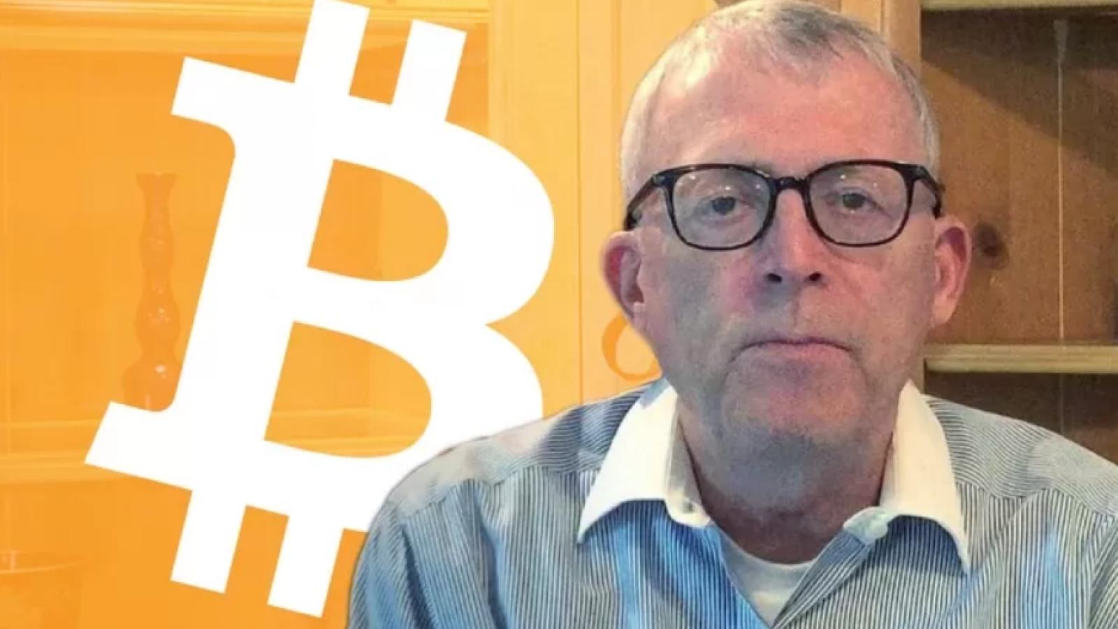 Peter Brandt Bitcoine BTC Yatırım Yapın ve XRPden Uzak Durun