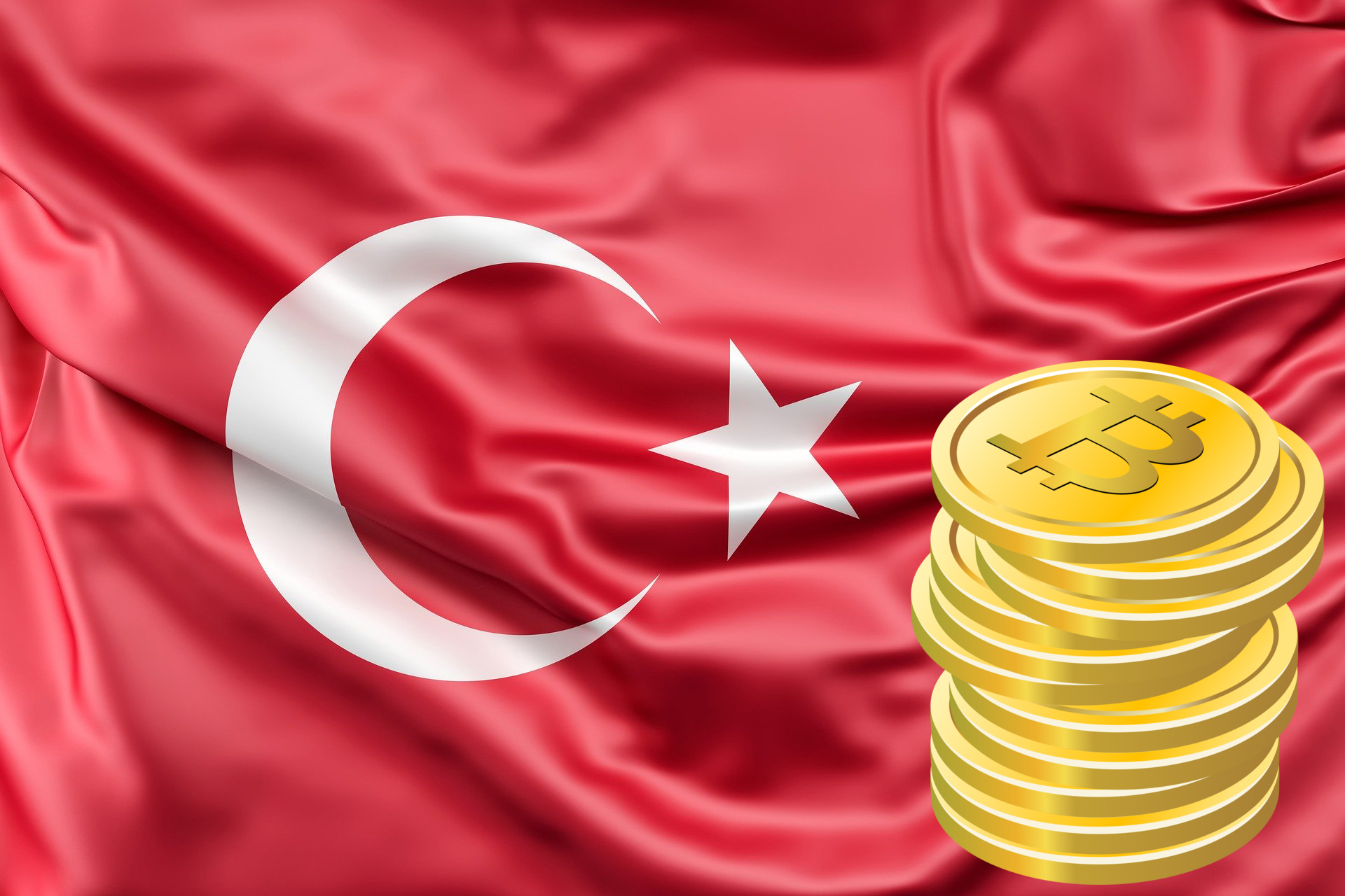 Türkiye Bitcoin BTC İlgi
