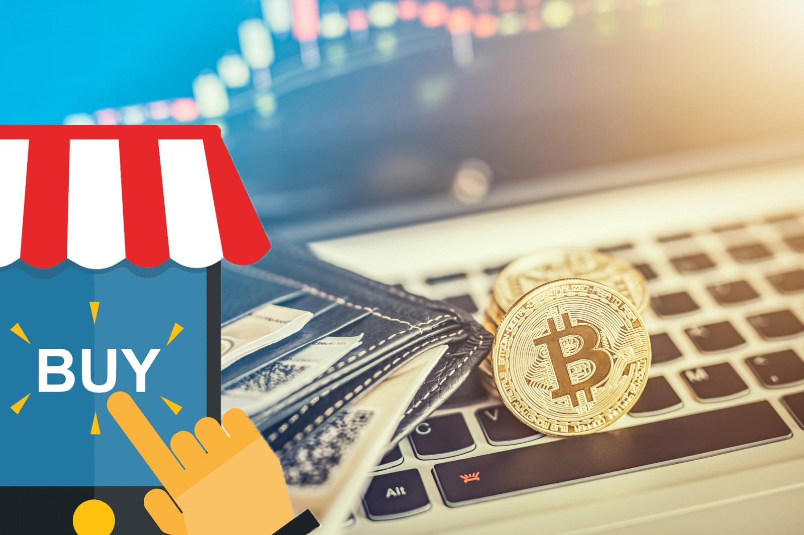 bitcoin e ticaret