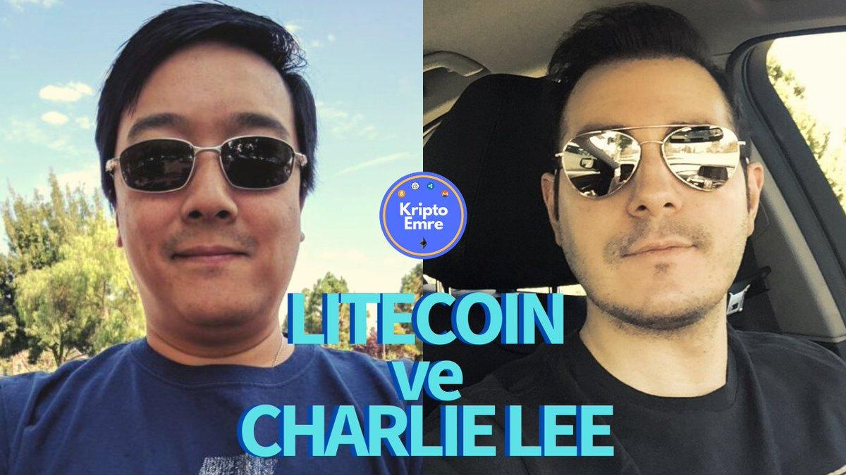 charlie lee and kripto emre