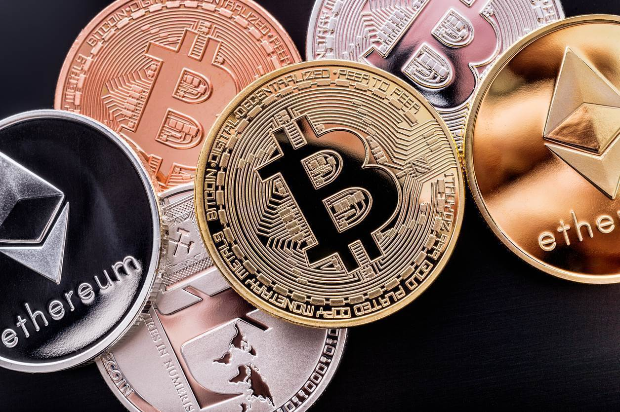crypto currency coin 1