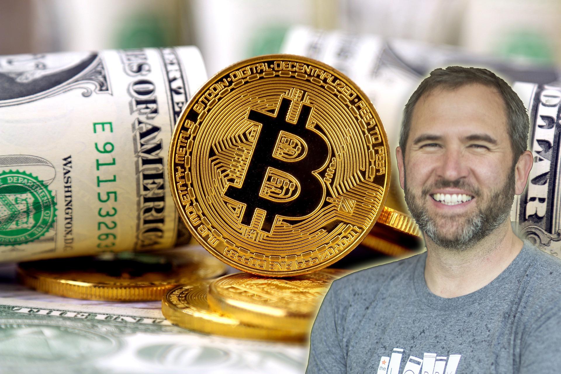ripple ceo brad garlinghouse bitcoin önündeki engeller kalkacak