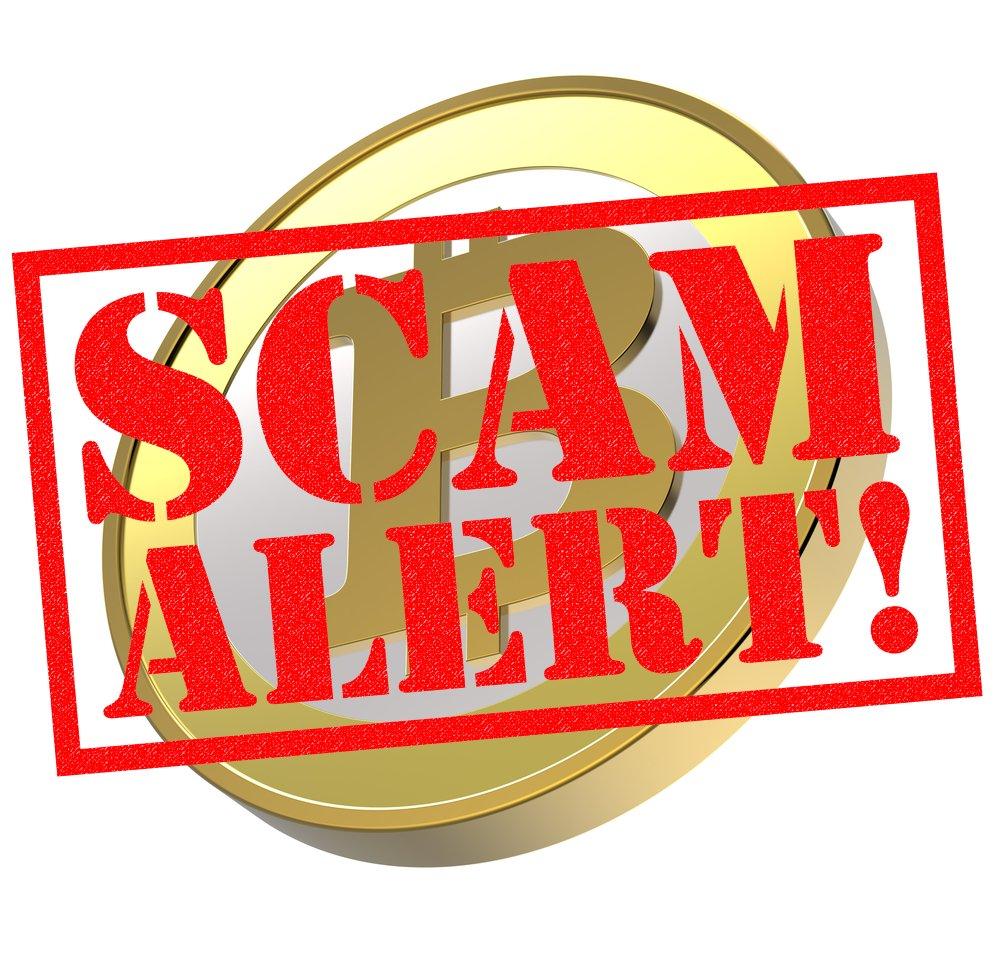 scam alert bitcoin