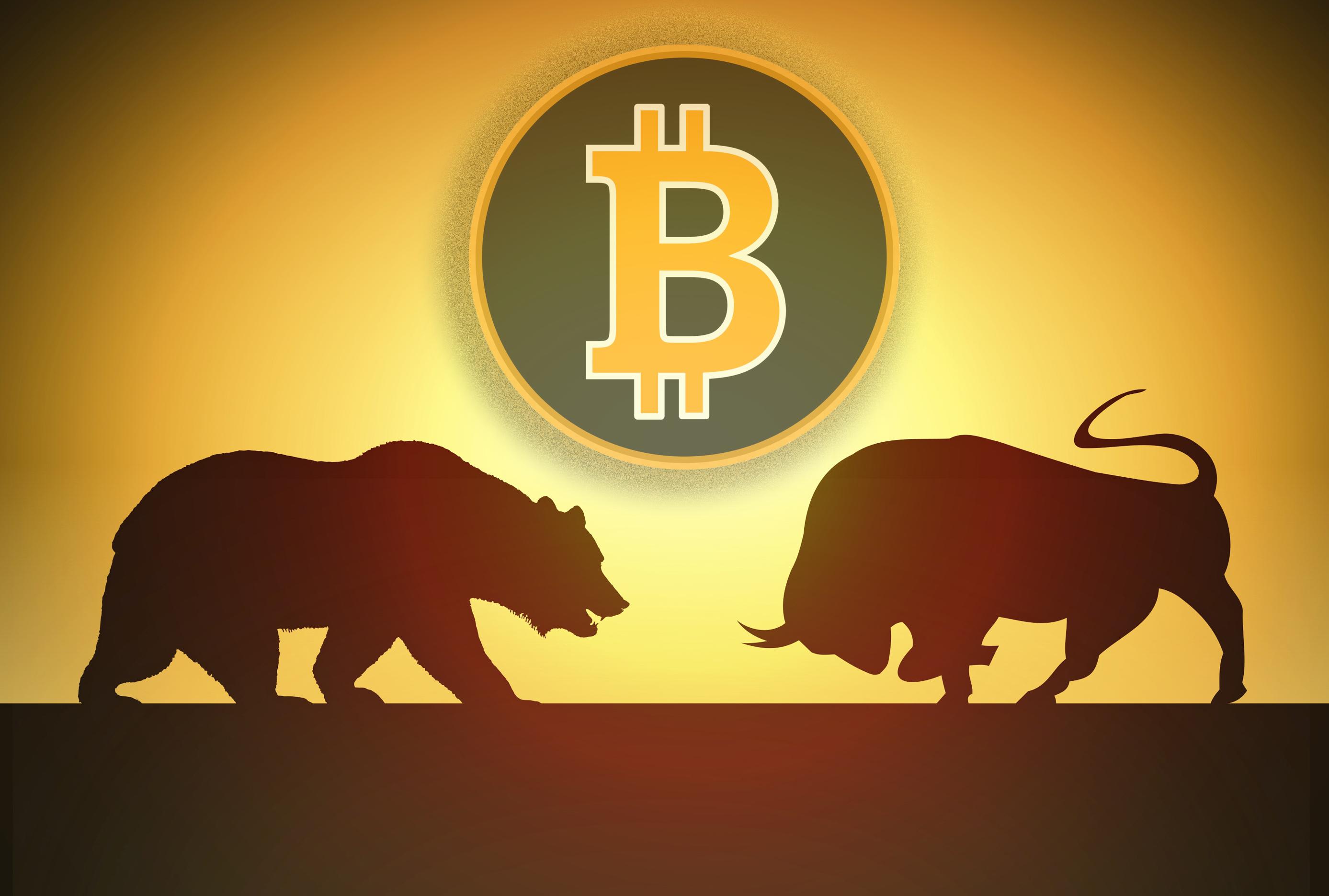 Bitcoin BTC Boğaları ve Ayıları 9.000 Dolar Seviyesinde Yüzleşiyor