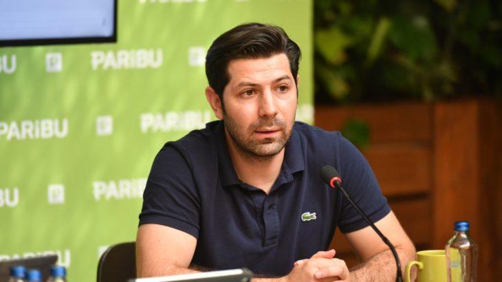 Paribu Türkiye'de Kripto Parayla İşlem Yapanların Oranı