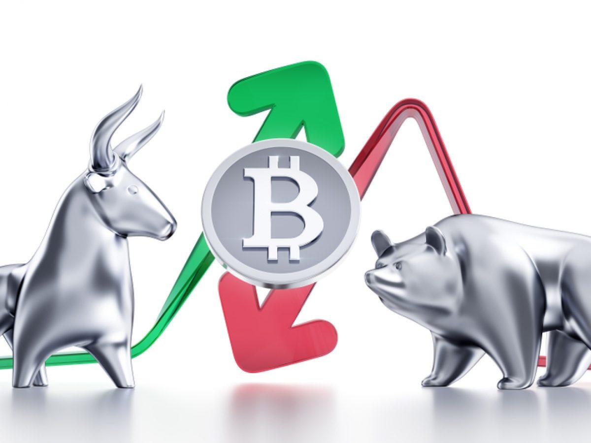 bitcoin bull and bear
