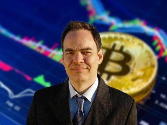max keiser bitcoin