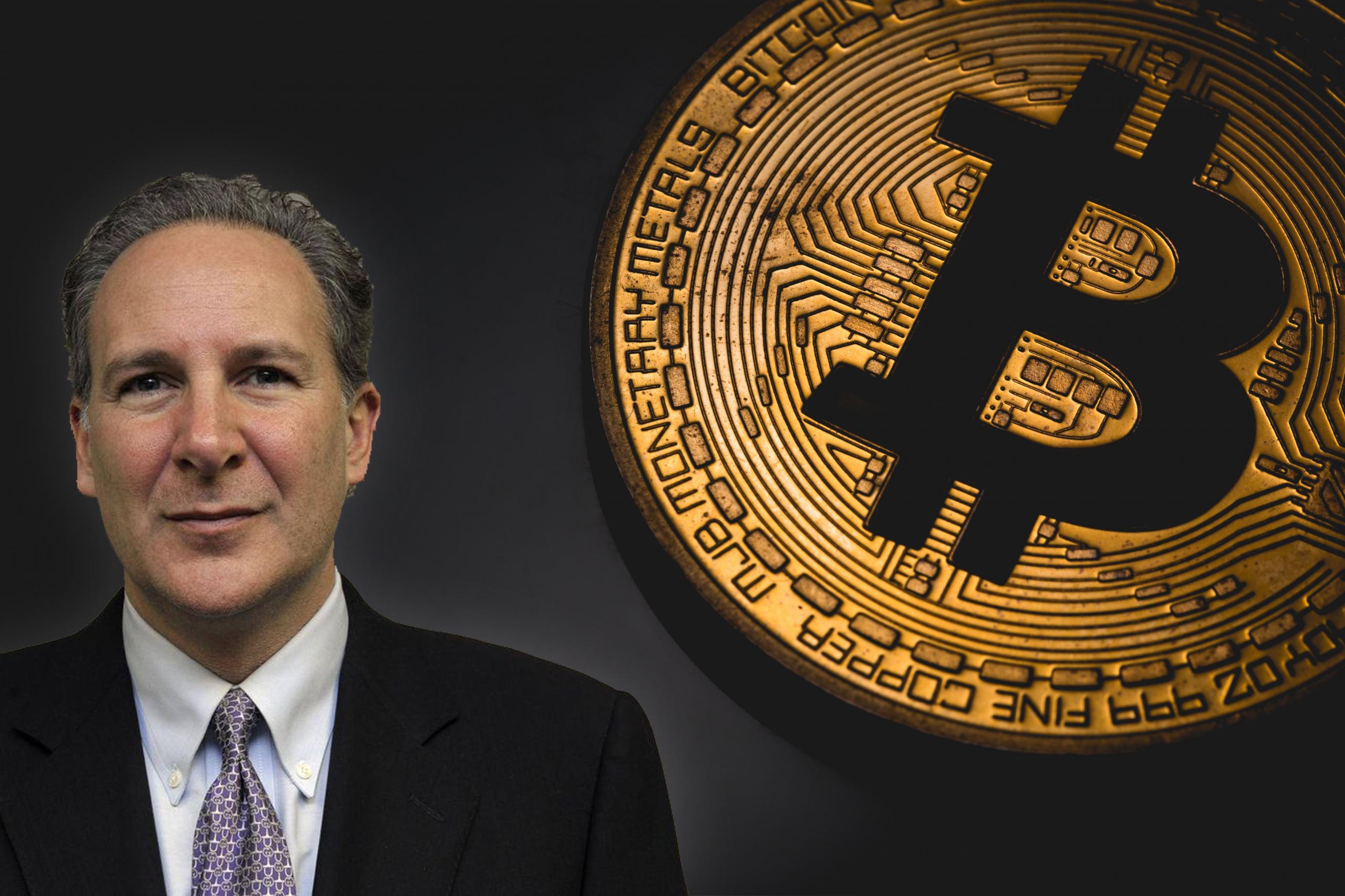 peter schiff bitcoin yarışı bitiremeyecek