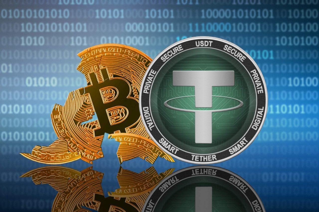 tether usdt bitcoini btc geride bıraktı