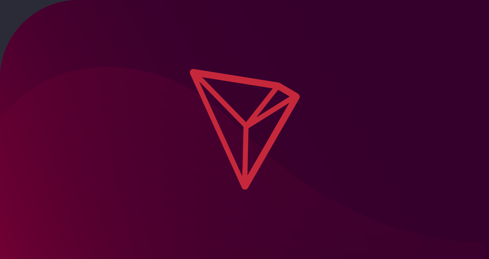 tron logo twitter