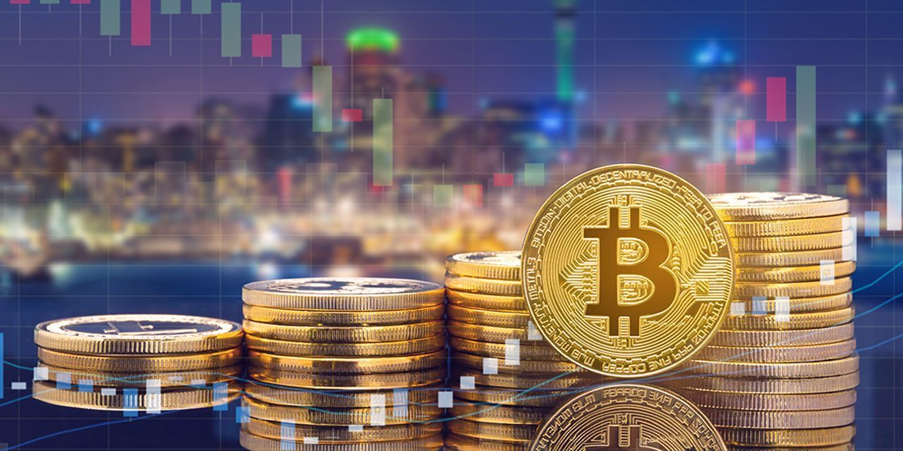 3 Bitcoin BTC Grafik Bantsiz 1280x640