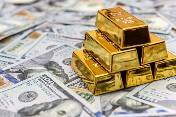 Altın dolar fiyatları