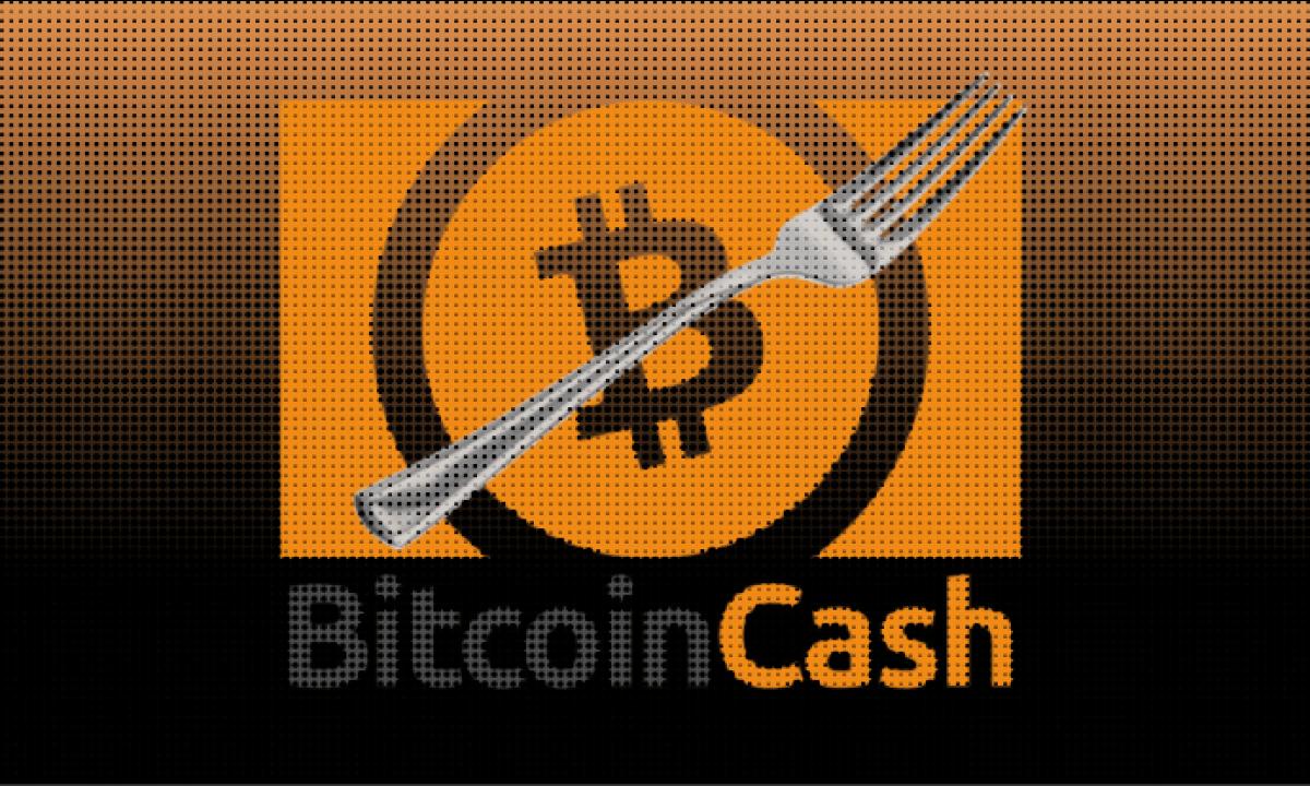 bitcoin cash bch hard fork bitcoin abc