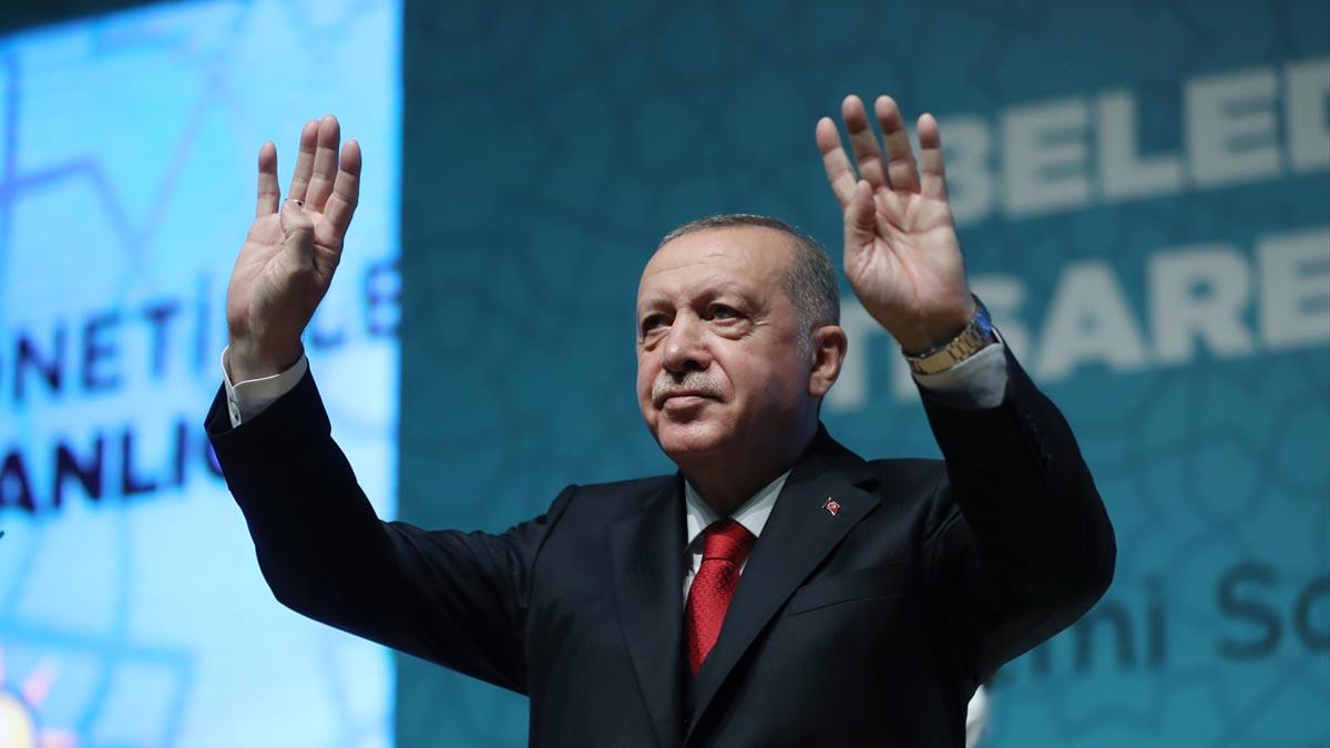 cumhurbaskani erdogan mujdeyi verdi