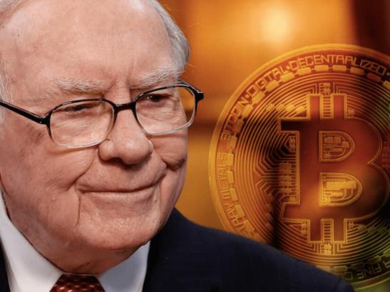 warren buffett bitcoin alacak