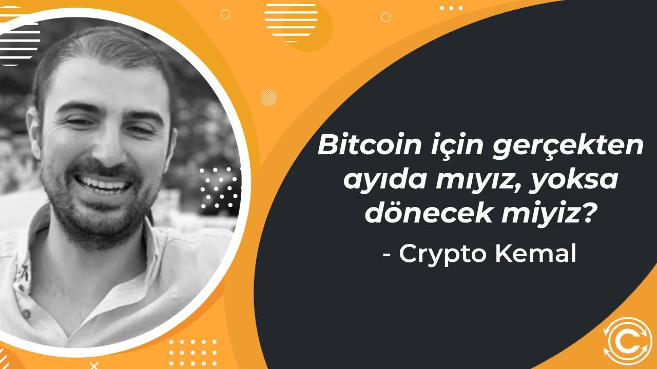 Bitcoin icin Gercekten Ayida miyiz Yoksa Donecek miyiz