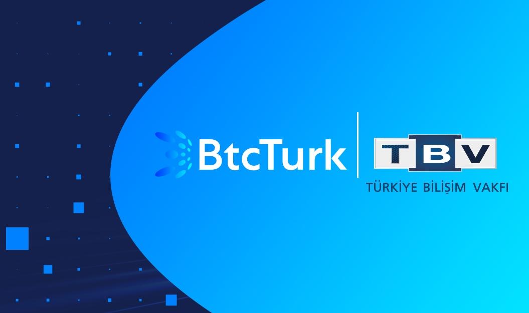 BtcTurk Turkiye Bilisim Vakfi