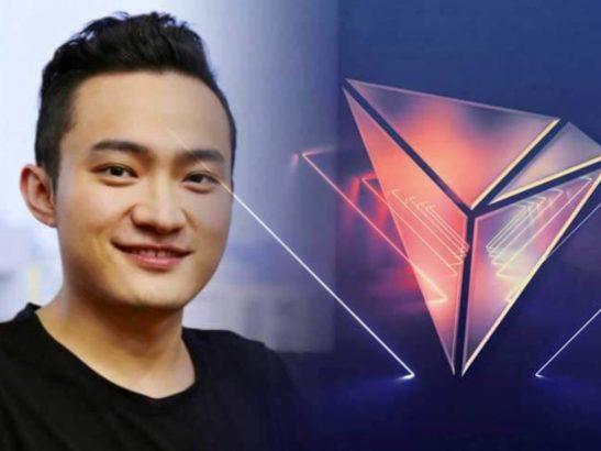 Tron TRX CEOsu Justin Sun Alay Konusu Oldu