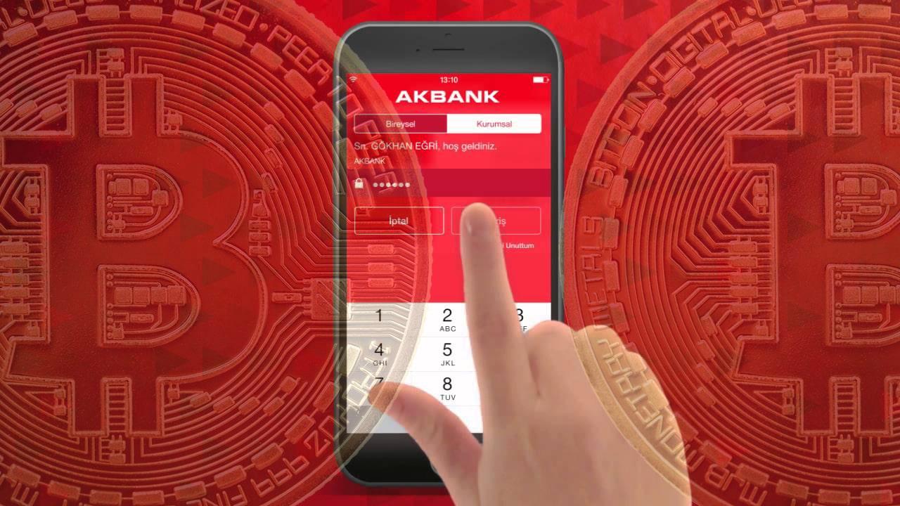 akbank mobil kripto para
