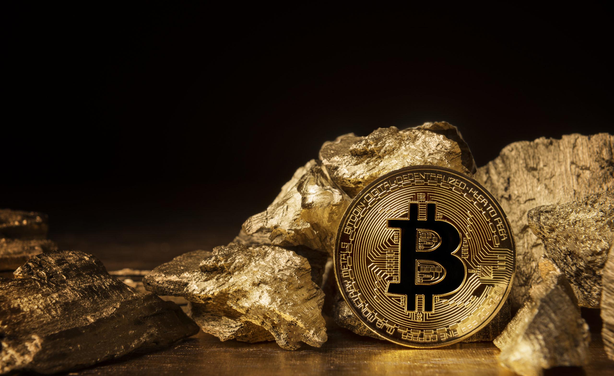 altin ve bitcoin
