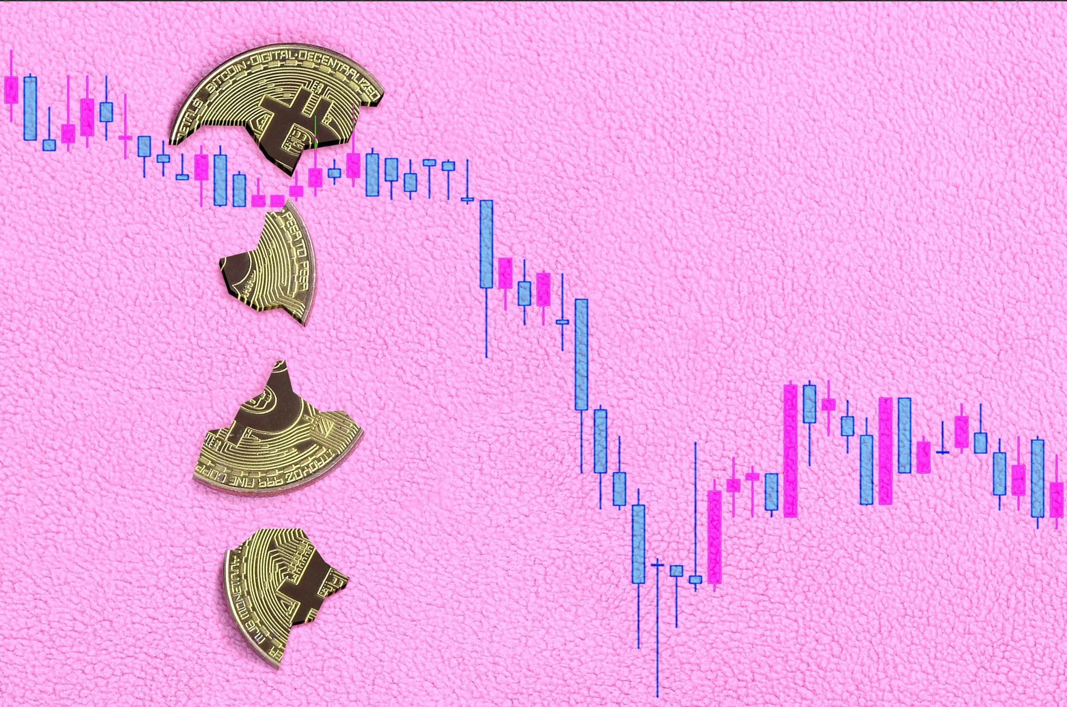 son dakika bitcoinde btc sert dusus