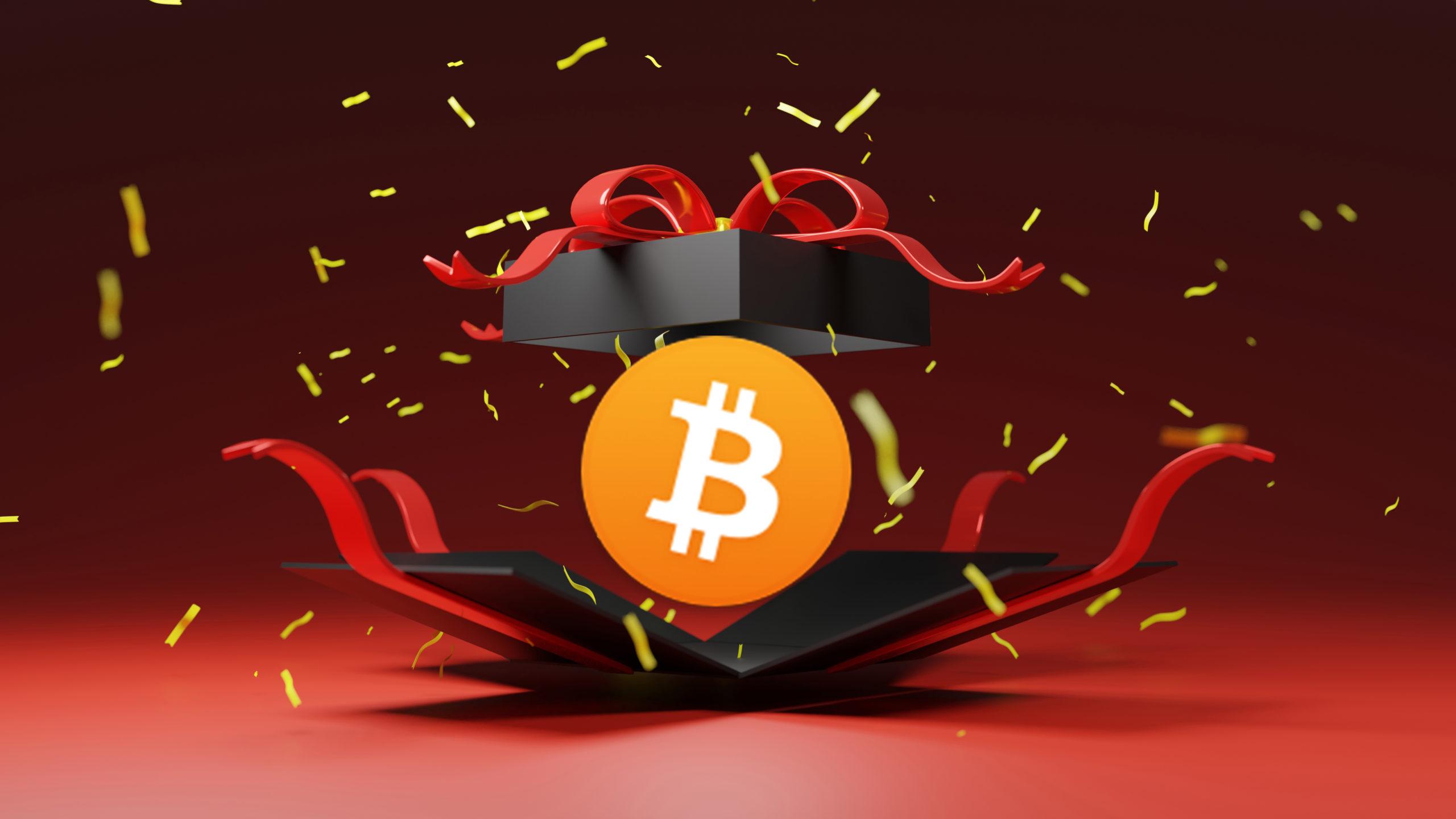 Bitcoin Ödül