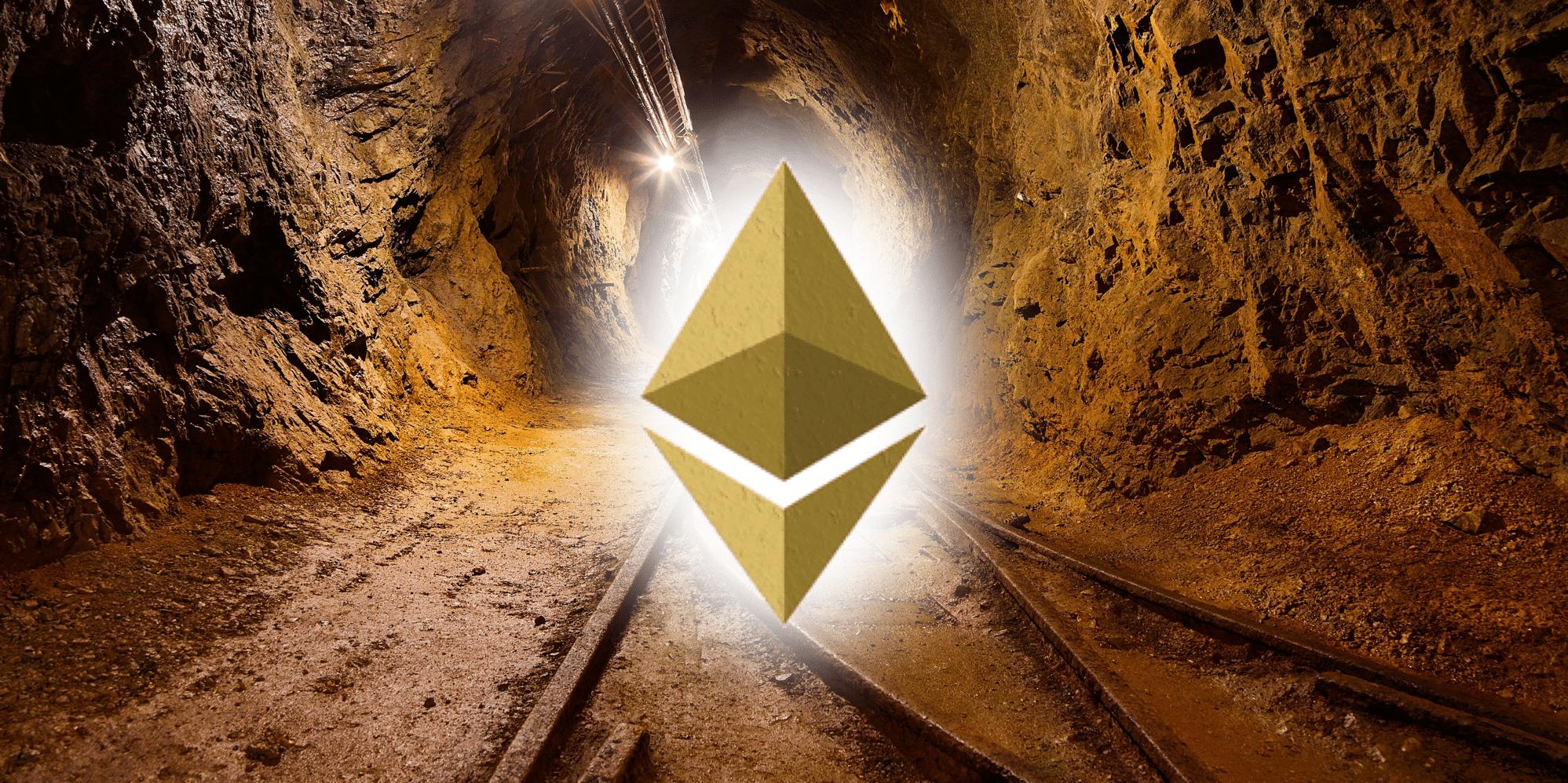 Ethereumda ETH Rekor Eylul Ayinda Madencilerin Yuzu Guldu