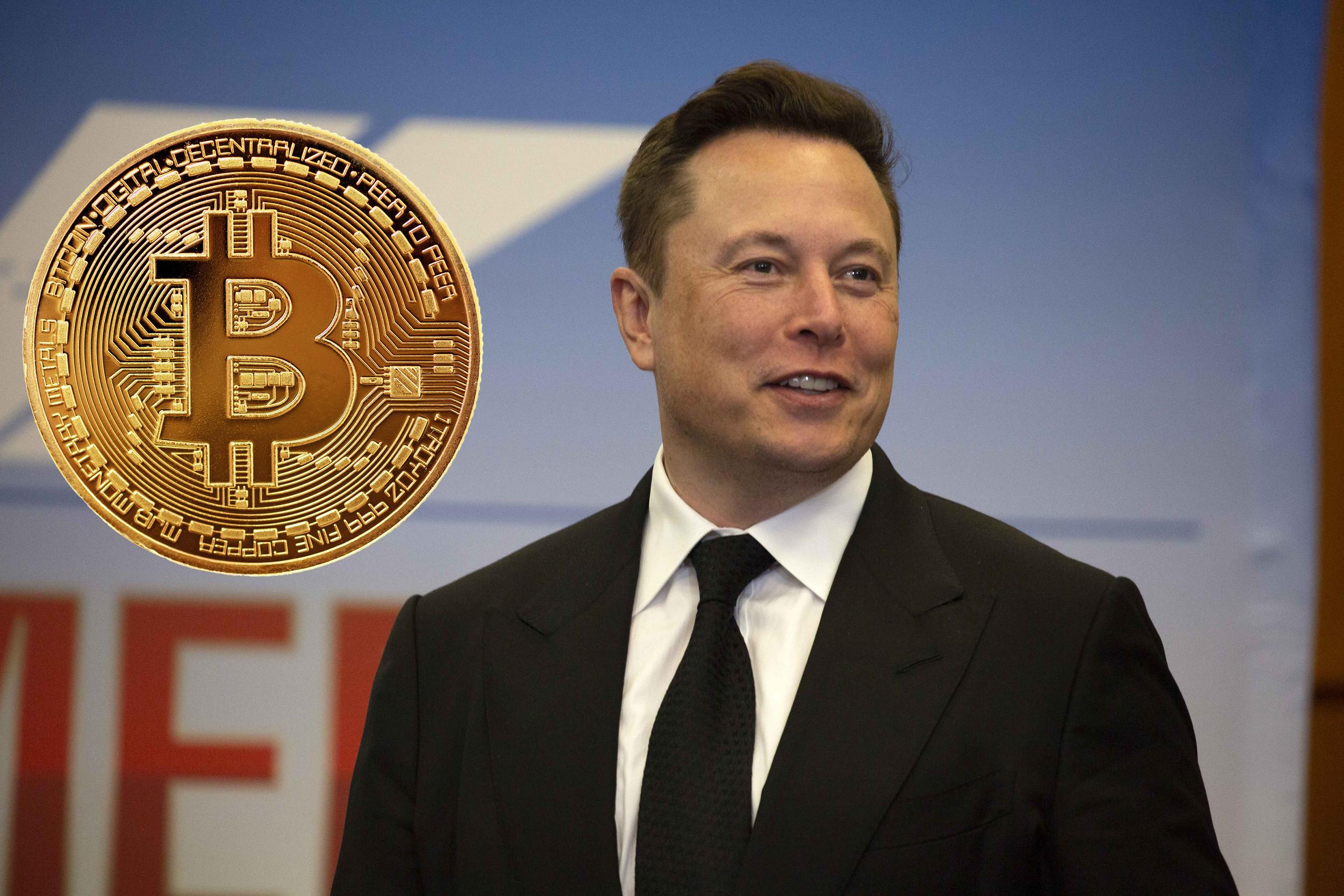 esla CEOsu Elon Musktan Bitcoin ATMsi Aciklamasi Geldi