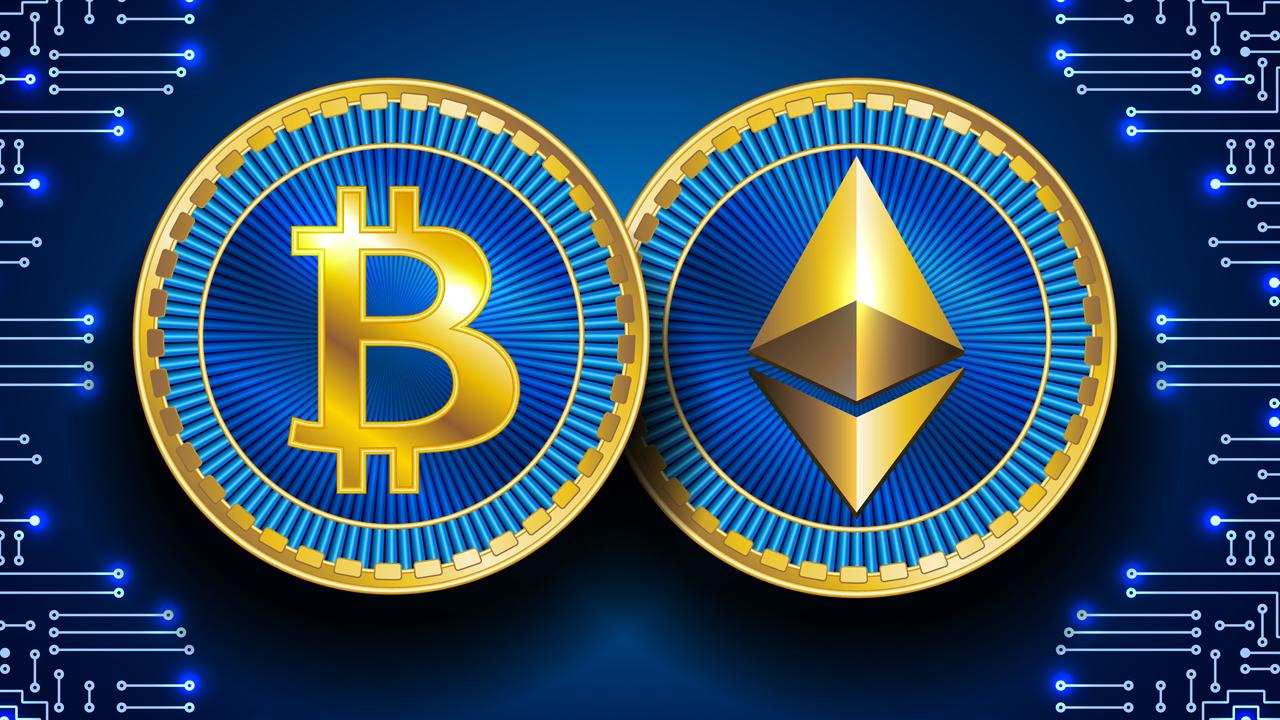 ethereum aginda bitcoin