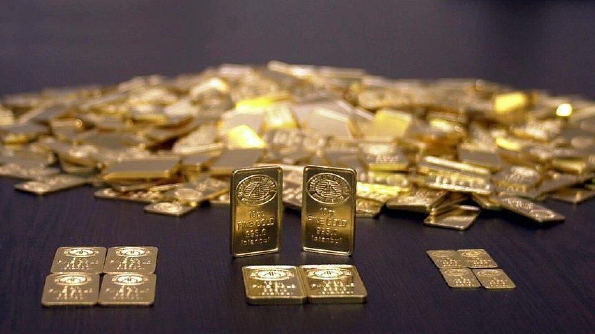 merkez bankasi altın satisi