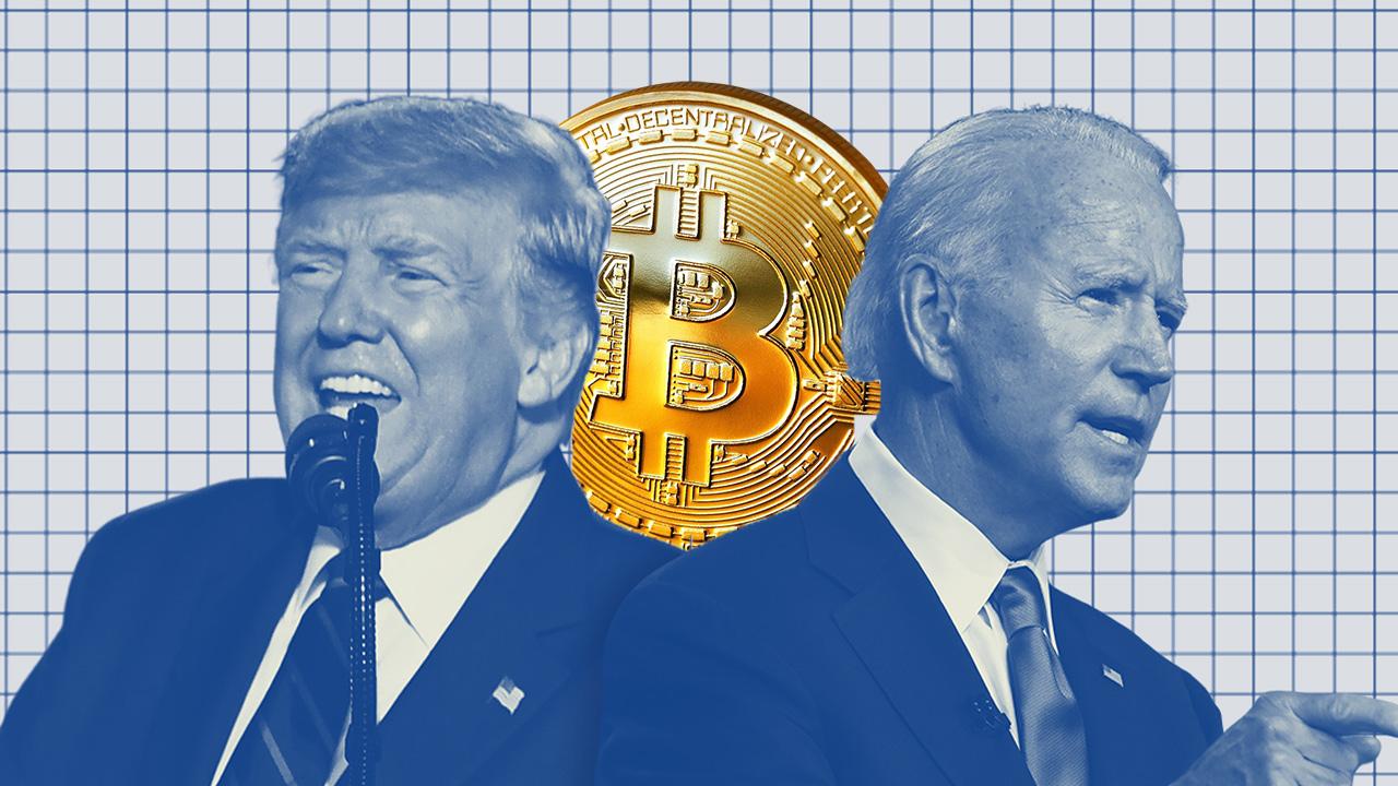 ABD Secimlerinde Iki Taraf da Zafer Ilan Etti Bitcoin 14.000 Dolari Gecti
