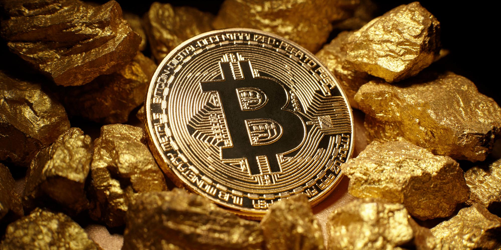 bitcoin altinin onune gects