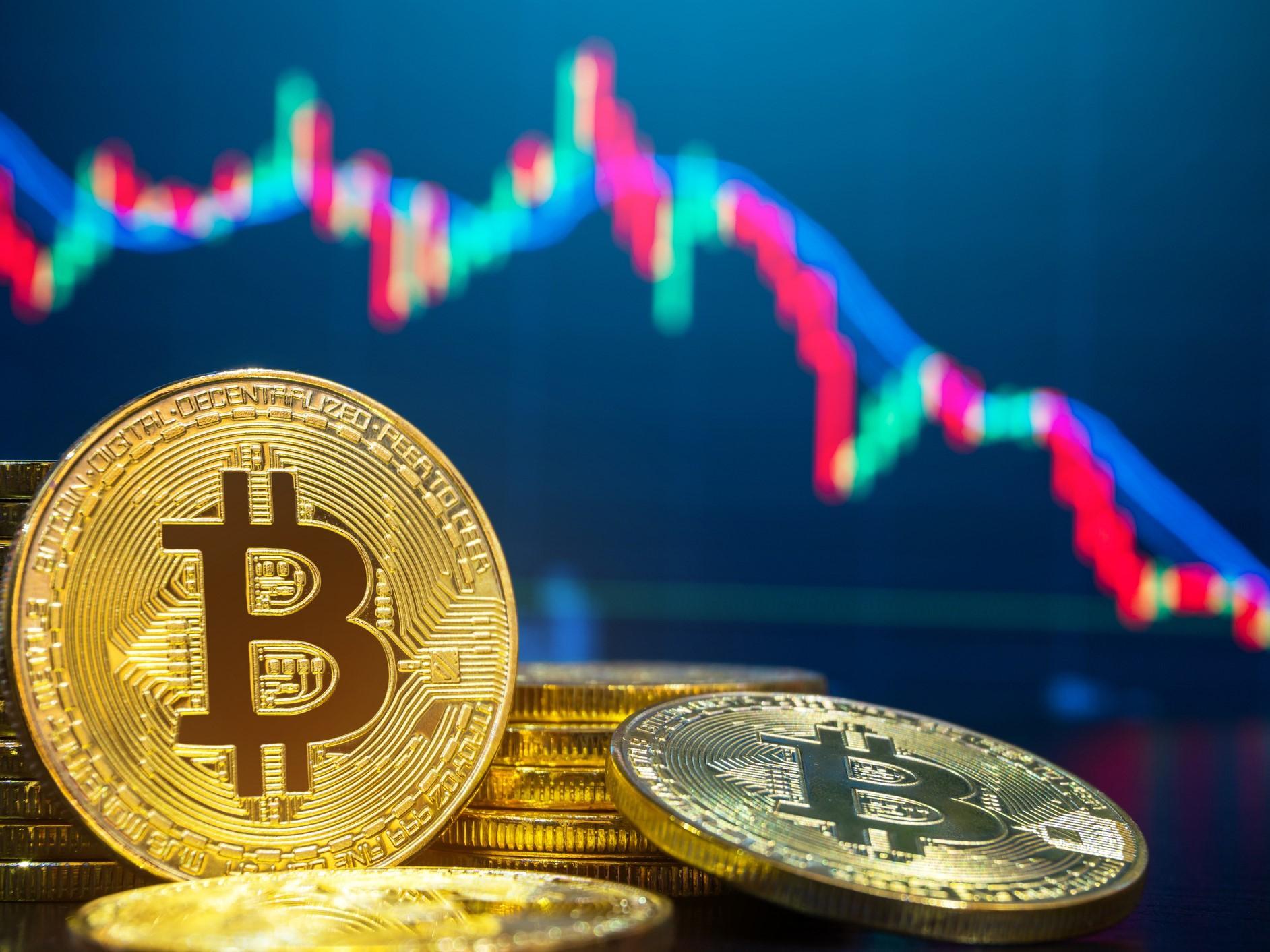 bitcoin haftalik kapanis
