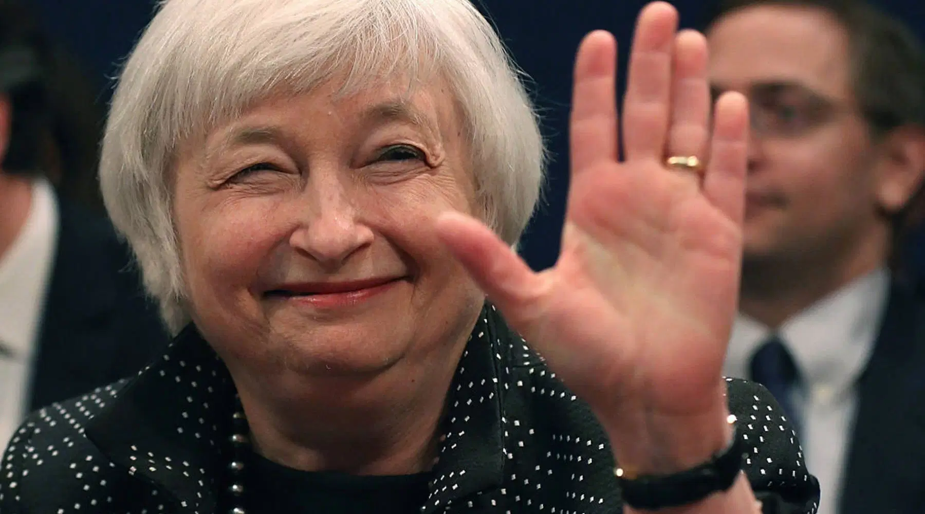 eski fed baskani janet yellen