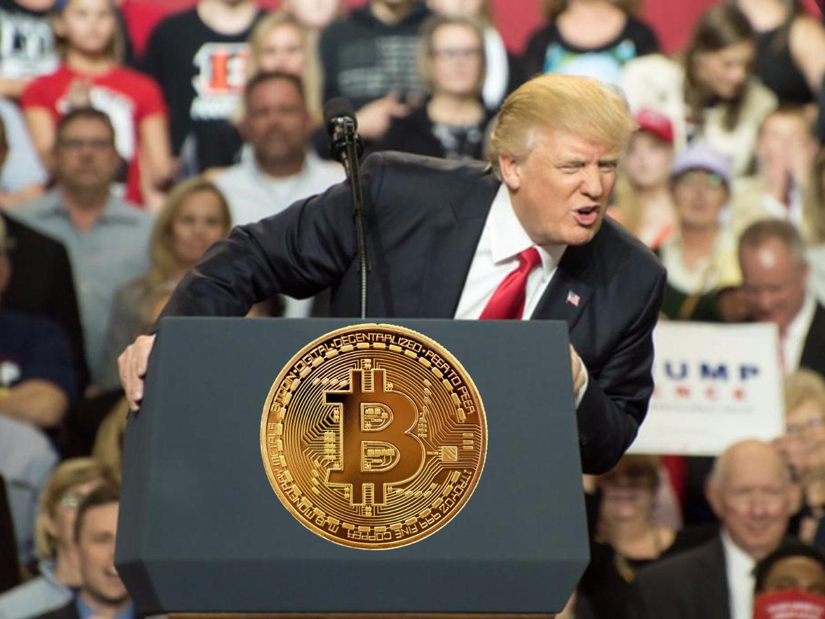 trump bitcoin btc
