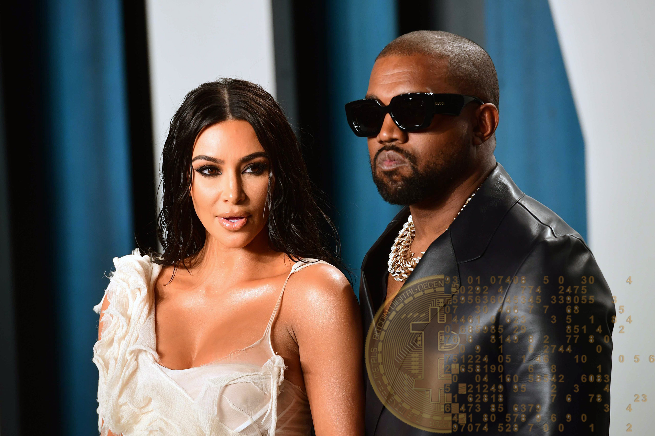Kanye west kim kardashian bitcoin btc bitcoin fiyati btc 2021